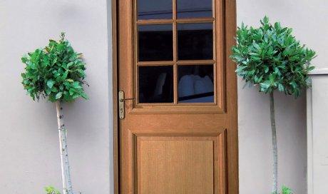 Création de portes d'entrée Faverges